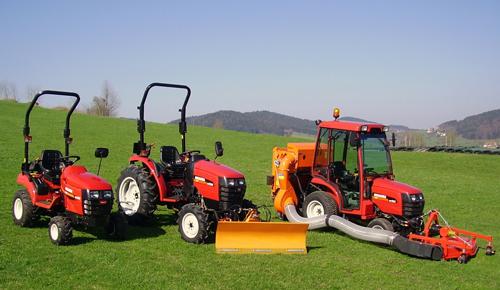 Градински трактор – оправданата инвестиция за рентабилно земеделие