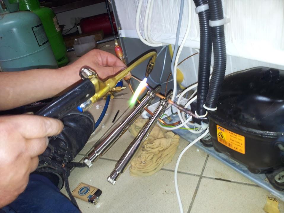 С професионални техници ще подобрите състоянието на домашните електроуреди