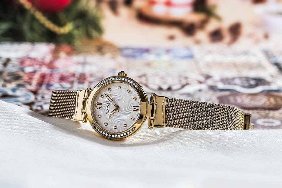 Дамски механични швейцарски часовници Wainer – каталог на FD! Разгледайте го тук!