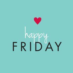 обичам петък