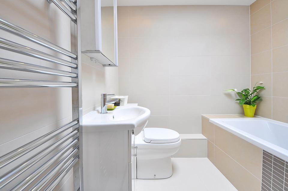 Свежи идеи за плочки за баня