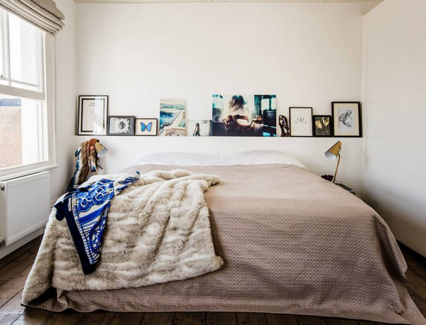 Как да обзаведем малка спалня?