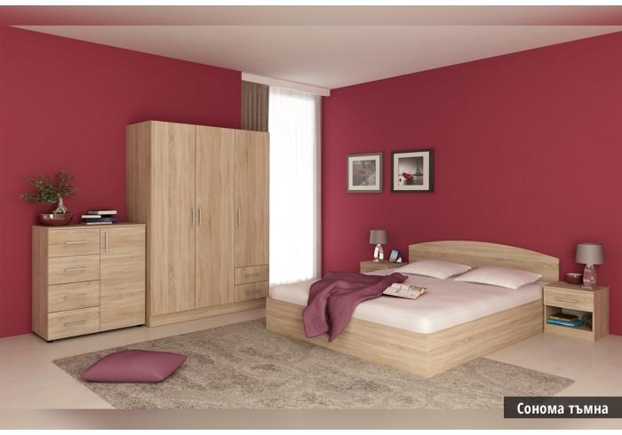 Комода не случайно е определян като една от важните мебели в спалнята
