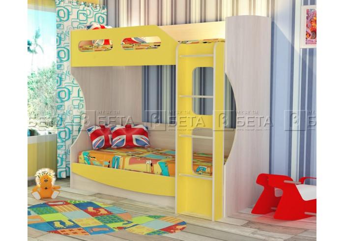 Цветна детска стая – удоволствие и свежест